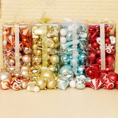 Creative Gifts Classic Creative PVC (Set of 48) Round Gifts