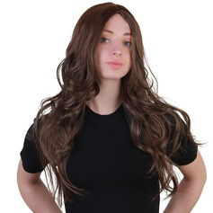Wavy Synthetic Hair Synthetic Wigs 250g