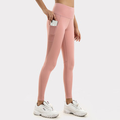 Moderne / Contemporain Spandex Leggings De Sport