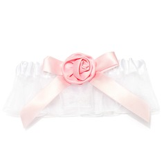 Lovely Satin Wedding Garters