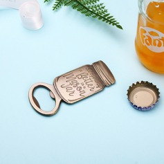 Simple Zinc Alloy Bottle Openers
