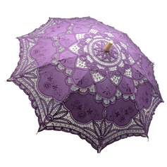 Lace Wedding Umbrellas/Sunshades