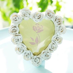 Heart Shaped Pearl Photo Frame