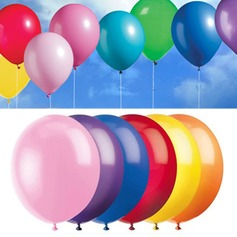 100pcs - 8inch Latex Balloons Mixed Color