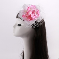Ladies' Beautiful Tulle With Fascinators