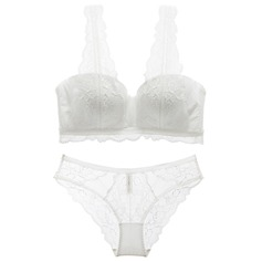 Lace/Polyester/Chinlon Bridal/Feminine/Fashion Lingerie Set