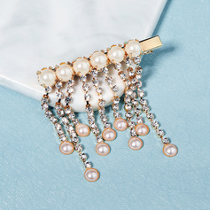 Classic Rhinestone Hairpins (Sold in single piece)