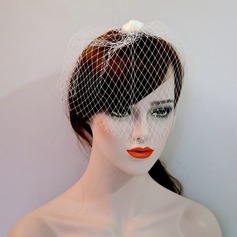 Ladies' Beautiful Net Yarn Fascinators