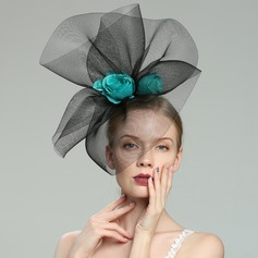 Ladies' Glamourous/Elegant/Fancy Cambric Fascinators