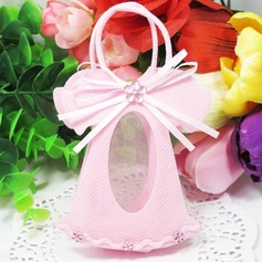 Dress Design Favor Bags With Ribbons