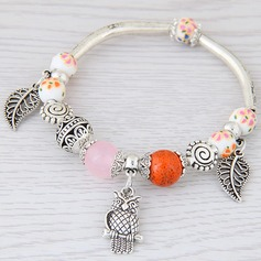 Fashional Alloy Resin Ladies' Fashion Bracelets