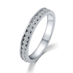 Shining Alloy/Rhinestones Ladies' Rings