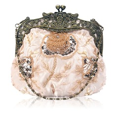 Delicate Polyester Clutches/Bridal Purse