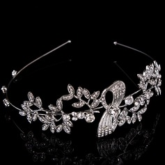 Ladies Charming Rhinestone/Alloy Tiaras