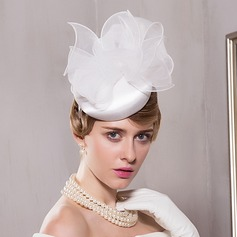 Ladies' Elegant Organza/Polyester Fascinators