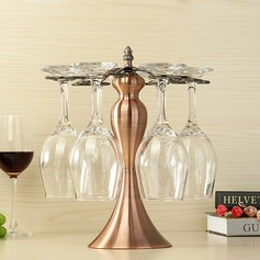 Modern/Contemporary Classic Plating Wine Rack