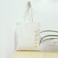 Bridesmaid Gifts - Personalized Beautiful Canvas Bag