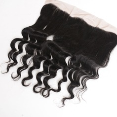"13""*4"" 6A Loose Human Hair Closure (Sold in a single piece)"
