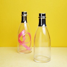 Plastic Candy Jars and Bottles