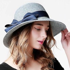 Ladies' Beautiful Rattan Straw Straw Hat