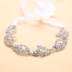 Beautiful Alloy Headbands With Rhinestone