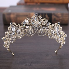Beautiful Rhinestone/Alloy Tiaras With Rhinestone