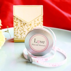 Love Beyond Tape Measure Plastic Baby Shower Favor - Flexible Rule