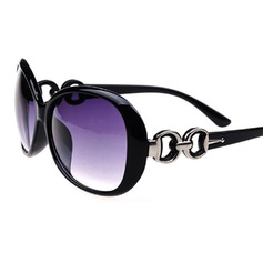 UV400 Chic Wayfarer Sun Glasses (201083482)