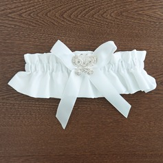 Rhinestone Wedding Garters