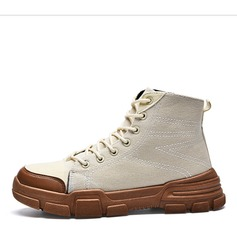Men's Cloth Chelsea Casual Men's Boots