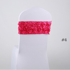 Cloth Chair Ribbon Sash Chair Ribbon Sash