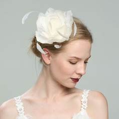 Ladies' Glamourous/Elegant/Fancy Feather With Feather Fascinators