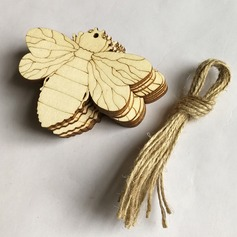 Simple/Classic/Nice Nice/Lovely/Pretty Wooden Wedding Ornaments