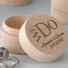 Personalized Ring Box in Wood (103186343)
