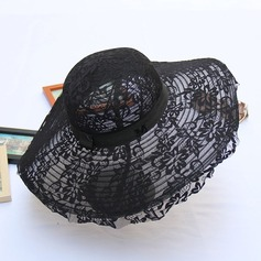 Ladies' Beautiful/Elegant Fabric Floppy Hat