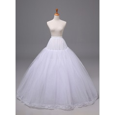 Women Polyester 8 Tiers Petticoats