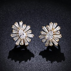 Nice Zinc Alloy Ladies' Fashion Earrings