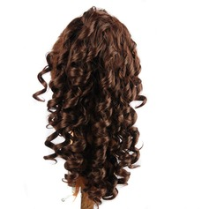 Kinky Curly cheveux synthétiques Queues de cheval 170g