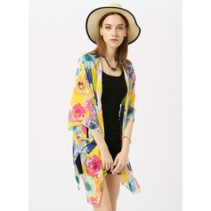 Floral attractive/fashion Beach Poncho