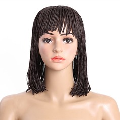 Straight Synthetic Hair Capless Wigs 50g
