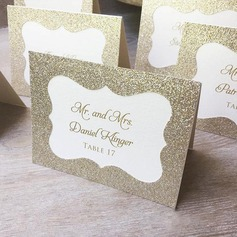 Simple/Classic Attractive/Elegant Paper Place Cards