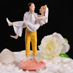 Figurine Classic Couple Resin Wedding Cake Topper