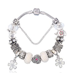 Shining Crystal Women's Fashion Bracelets (Sold in a single piece)