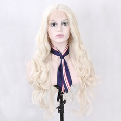 Wavy Synthetic Hair Lace Front Wigs 260g
