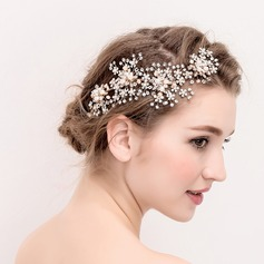 Ladies Vintage Rhinestone/Alloy Headbands