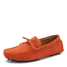 Men's Suede Boat Shoes Casual Men's Loafers (260209760)