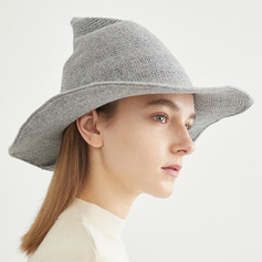 Ladies' Lovely/Unique Wool Blend Floppy Hats