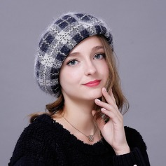 Ladies' Fashion/Unique/Pretty/Hottest/Romantic Cony Hair/Polyester Beanie/Slouchy/Floppy Hat