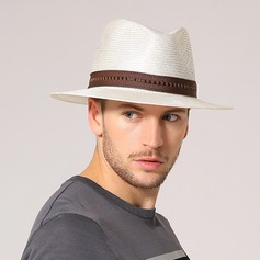 Men's Fashion/Special Linen Straw Hats/Panama Hats/Kentucky Derby Hats