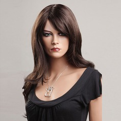 Body Wavy Synthetic Hair Capless Wigs 270g